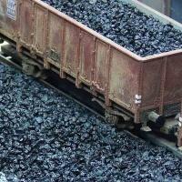 Coal, black glossy