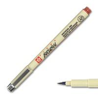 Pigma Brush, Brush Marker brown