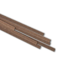 Walnut Wooden Strip 0,5 x 2,0 mm