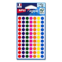 agipa Marking Points, Ø 8 mm, assorted colors