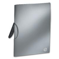 Swing-Clip-Folder A4, silver