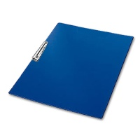 Clipboard, Plastic, DIN A3 landscape, blue