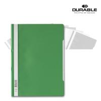 Durable A4 Sichthefter 2573 - grün