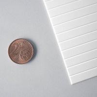 V-Grooves, Grid 6,3 mm