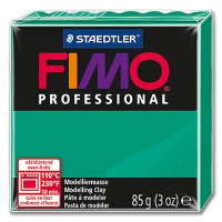 Fimo Professional 500 true green