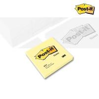 Post-it Haftnotizen 654 gelb 76 x 76 mm