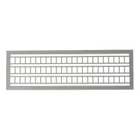 Leitern 5 x 102 mm lichtgrau